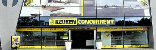 Keukenconcurrent hoofdkantoor waalwijk