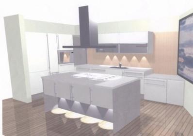 Keuken 4 bij 4 digtotaal for Gratis tekenprogramma interieur