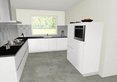 keuken 3 bij 4 meter